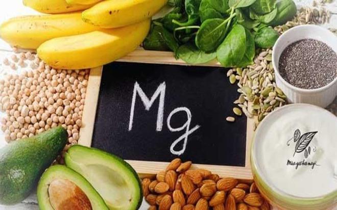 Thực phẩm giúp bổ sung magie