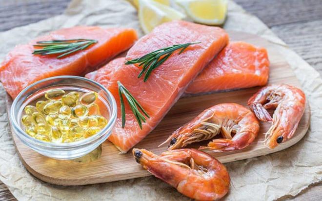 Thực phẩm giàu chất béo Omega-3