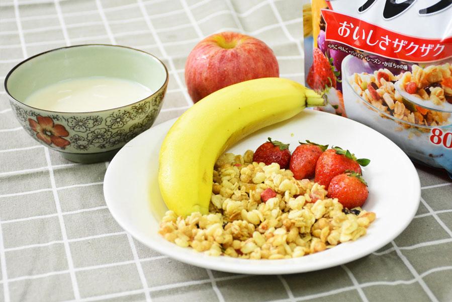Sử dụng ngũ cốc Calbee Nhật Bản giảm cân có tốt không?
